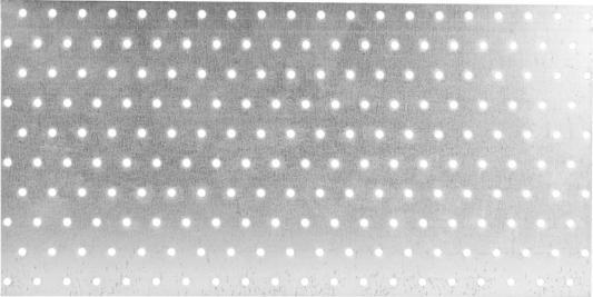 Пластина соединительная 200х400 х 2мм, 10шт, ЗУБР