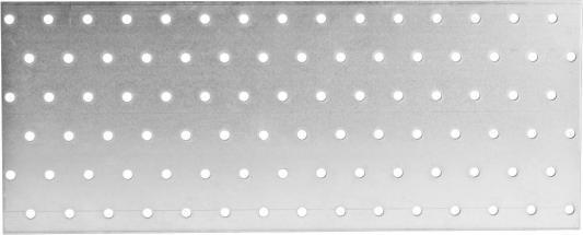Пластина соединительная 120х300 х 2мм, 10шт, ЗУБР