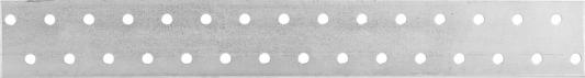Пластина соединительная 40х300 х 2мм, 20шт, ЗУБР цена
