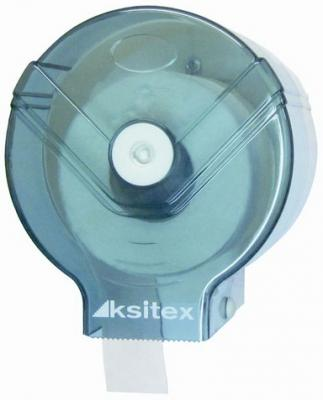 Диспенсер для туалетной бумаги KSITEX (Система Т4), в стандартных рулонах, зеленый, ТН-6801G