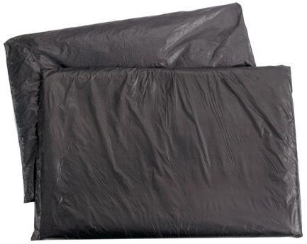Мешки для мусора 200 л, черные, в пачке 5 шт., ПВД, 65 мкм, 90х130 см, особо прочные, КОНЦЕПЦИЯ БЫТА
