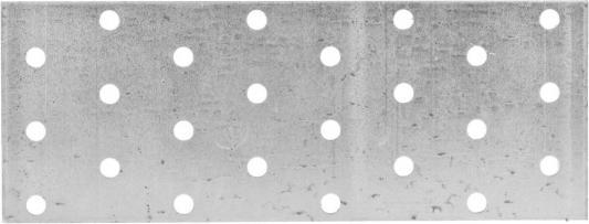 Пластина соединительная 60х160 х 2мм, 20шт, ЗУБР цена
