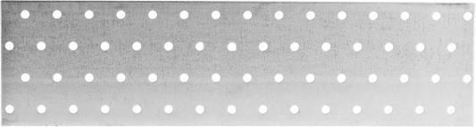 Пластина соединительная 80х300 х 2мм, 10шт, ЗУБР