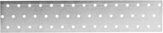 Пластина соединительная 60х300 х 2мм, 10шт, ЗУБР