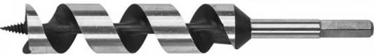 Сверло по дереву, спираль Левиса, HEX хвостовик, ЗУБР Эксперт 2948-235-32, d=32х235мм цена