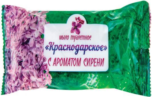 Мыло твердое МЕРИДИАН Краснодарское. Сирень 100 гр цена