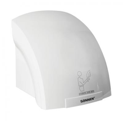 Сушилка для рук Sonnen HD-688 белый сушилка для рук sonnen hd 298 1500вт белый 604193