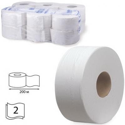 Бумага туалетная 200 м, KIMBERLY-CLARK Scott, комплект 12 шт., Performance Jumbo, 2-х слойная, белая, диспенсер 601544, АРТ. 8512 kimberly clark page 8
