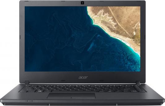 Ноутбук Acer TravelMate TMP2410-G2-M-34LY Core i3 8130U/4Gb/500Gb/Intel UHD Graphics 620/14/HD (1366x768)/Windows 10 Professional/black/WiFi/BT/Cam/3320mAh
