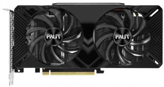 Фото - Видеокарта Palit nVidia GeForce RTX 2060 Dual OC PCI-E 6144Mb GDDR6 192 Bit Retail (NE62060S18J9-1160A) видеокарта palit nvidia geforce gtx 1660super pa gtx1660super gp oc 6g 6гб gddr6 oc ret [ne6166ss18j9 1160a]