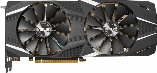 Видеокарта ASUS nVidia GeForce RTX 2080 Ti DUAL PCI-E 11264Mb GDDR6 352 Bit Retail (DUAL-RTX2080TI-11G 90YV0C43-M0NM00)