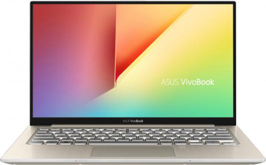 Фото - Ноутбук ASUS VivoBook S13 S330FN-EY001T 13.3 1920x1080 Intel Core i5-8265U 256 Gb 8Gb nVidia GeForce MX150 2048 Мб золотистый Windows 10 Home 90NB0KT2-M00580 ноутбук asus n705uf gc138t 17 3 1920x1080 intel core i3 7100u 1 tb 6gb nvidia geforce mx130 2048 мб серый windows 10 home 90nb0ie1 m01760