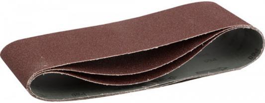 Лента шлифовальная бесконечная ЗУБР МАСТЕР на тканевой основе, для ЛШМ, P60, 100х610мм, 3шт лента шлифовальная бесконечная энкор 20244 100х610мм к100 3шт