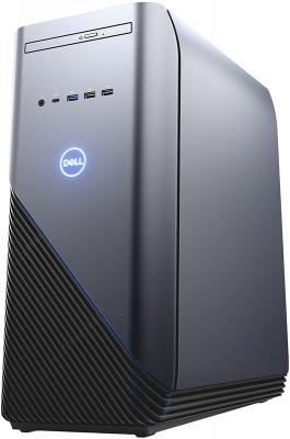 лучшая цена ПК Dell Inspiron 5680 MT i7 8700 (3.2)/8Gb/1Tb 7.2k/SSD128Gb/GTX1060 6Gb/DVDRW/Windows 10 Home 64/GbitEth/WiFi/460W/клавиатура/мышь/серебристый/черный