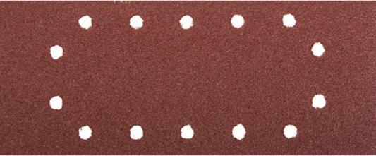 Лист шлифовальный ЗУБР МАСТЕР, 14 отверстий, для ПШМ на зажимах, Р60, 115х280мм, 5шт лист шлифовальный интерскол для пшм 32 130 85 55x140мм к100 5шт 2085714010001