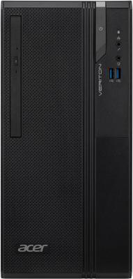 ПК Acer Veriton ES2730G MT i5 8400 (2.8)/4Gb/SSD128Gb/UHDG 630/Windows 10 Home/GbitEth/180W/черный