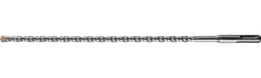 Бур по бетону SDS-Plus ЗУБР МАСТЕР, 2 резца, спираль 4С, 8х310мм бур по бетону sds plus зубр мастер 2 резца спираль 4с 8х160мм