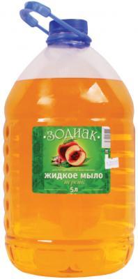 Мыло жидкое ЗОДИАК Персик 5 л