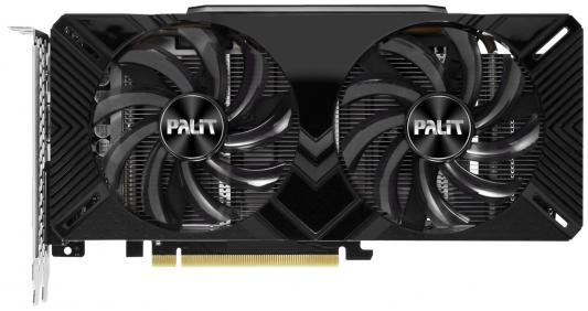 Видеокарта Palit GeForce GTX 1660 Dual PCI-E 6144Mb GDDR5 192 Bit Retail (NE51660018J9-1161A) цена и фото