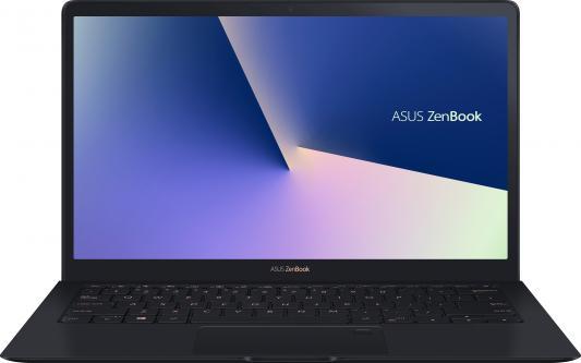 Ноутбук ASUS Zenbook S UX391FA-AH001R 13.3 1920x1080 Intel Core i7-8565U 512 Gb 16Gb Intel UHD Graphics 620 синий Windows 10 Professional 90NB0L71-M00540 ноутбук asus zenbook 13 ux331ual eg066r 13 3 1920x1080 intel core i7 8550u 1024 gb 16gb intel uhd graphics 620 синий windows 10 professional 90nb0ht3 m03280