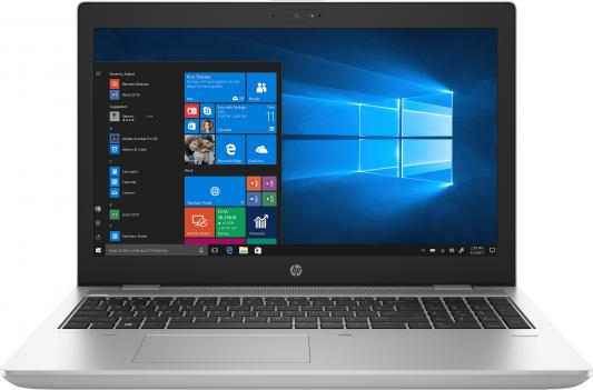 HP ProBook 650 G4 [5SQ60ES] Silver 15.6 {HD i3-8130U/4Gb/500Gb/DVDRW/COM-Port/DOS} hp 17 ak032ur [2cp46ea] silver 17 3 hd a9 9420 4gb 500gb dvdrw dos