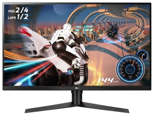 Монитор LG 31.5 Gaming 32GK650F-B черный VA LED 5ms 16:9 HDMI матовая HAS Pivot 3000:1 350cd 178гр/178гр 2560x1440 DisplayPort QHD 8.3кг монитор iiyama 27 xub2792uhsu b1 черный ips led 5ms 16 9 dvi hdmi m m матовая has pivot 350cd 178гр 178гр 3840x2160 displayport qhd usb 6 1кг