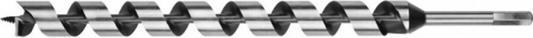 Сверло по дереву, спираль Левиса, HEX хвостовик, URAGAN 29465-450-32, d=32х450мм цена