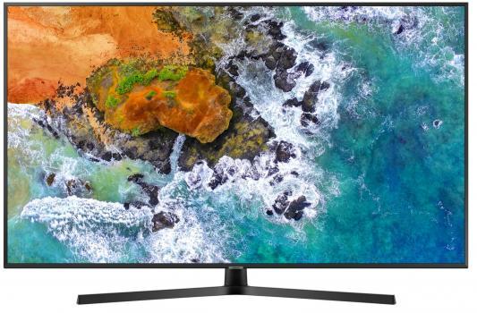 Телевизор Samsung UE55RU7400UXRU черный