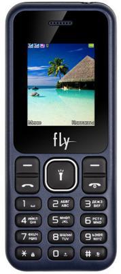 Мобильный телефон Fly FF190 темно-синий