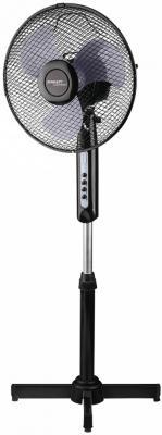 Вентилятор напольный Scarlett Comfort SC-SF111B16 35Вт скоростей:3 черный вентилятор scarlett sc 1173