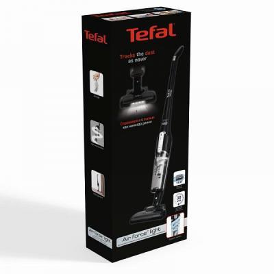 Пылесос ручной Tefal TY6545RH черный все цены