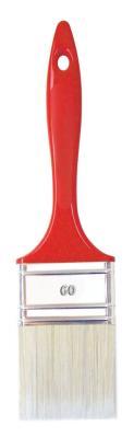 КИСТЬ ПЛОСКАЯ АКРИЛОВАЯ 20 Х 15 ММ (12/288) BEOROL кисть плоская угловая beorol натуральная щетина пластиковая ручка 63 мм