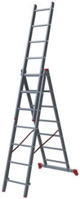 Лестница Новая высота 1230307 7 ступеней лестница трансформер новая высота 4х3