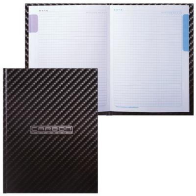 Блокнот Hatber Carbon Style A5 80 листов