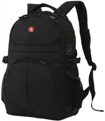 Рюкзак WENGER, универсальный, черный, 22 л, 34х15х47 см, 3001202408 цена и фото