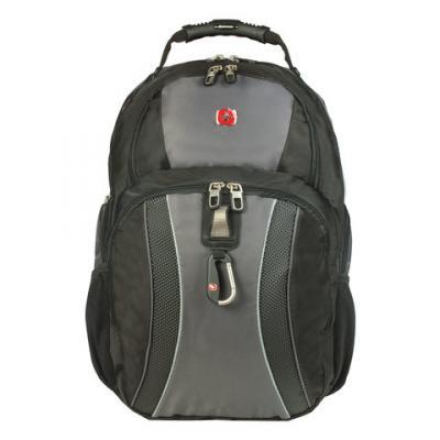Рюкзак с отделением для ноутбука WENGER Рюкзак универсальный 36 л серый черный цена и фото