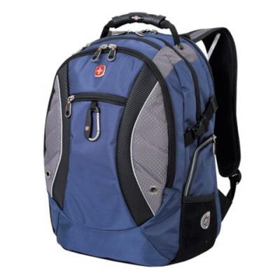 Городской рюкзак с отделением для ноутбука WENGER Neo 39 л сине-черный цена