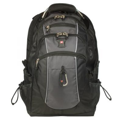 Рюкзак с отделением для ноутбука WENGER Рюкзак универсальный 38 л серый черный цена и фото