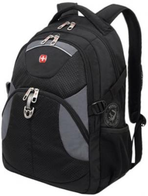 цены на Рюкзак WENGER, универсальный, черный, 26 л, 34х17х47 см, 3259204410  в интернет-магазинах