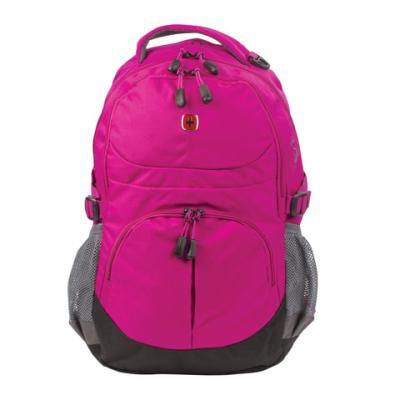 Рюкзак ручка для переноски WENGER Рюкзак универсальный, 22 л фуксия