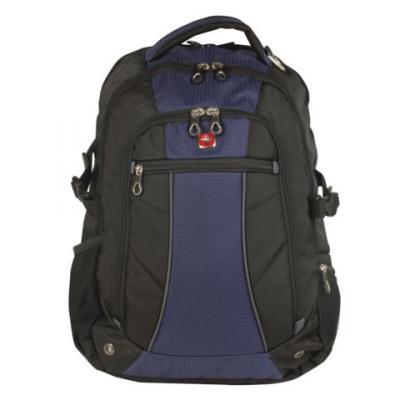 Городской рюкзак дышащая спинка WENGER универсальный 32 л сине-черный рюкзак городской wenger 29 л черный 34х19х46 см