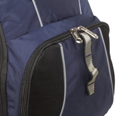 Рюкзак дышащая спинка WENGER универсальный 26 л сине-черный цена и фото