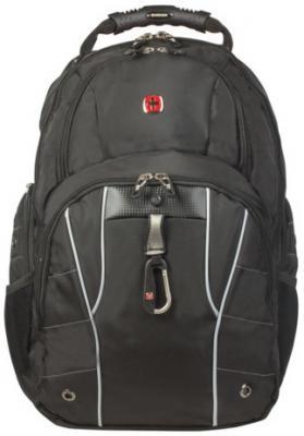 Рюкзак WENGER, универсальный, черный, функция ScanSmart, 29 л, 34х18х47 см, 6939204408 цена и фото