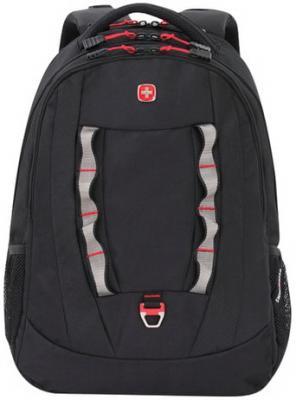 Рюкзак WENGER, универсальный, черный, 30 л, 47х34х18 см, 6920202416 цена и фото