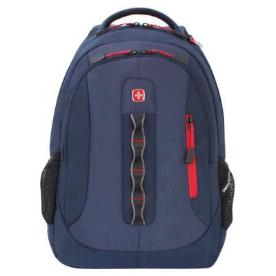 Рюкзак дышащая спинка WENGER Рюкзак универсальный 28 л темно-синий
