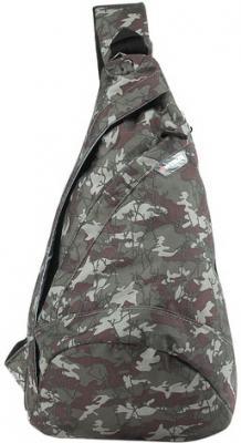 Рюкзак WENGER с одним плечевым ремнем, универсальный, камуфляж, 7 л, 45х25х15 см, 2310600550