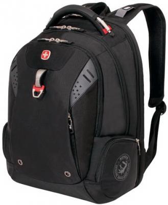 Рюкзак WENGER, универсальный, черный, функция ScanSmart, 34 л, 46х34х24 см, 5902201416 цена и фото