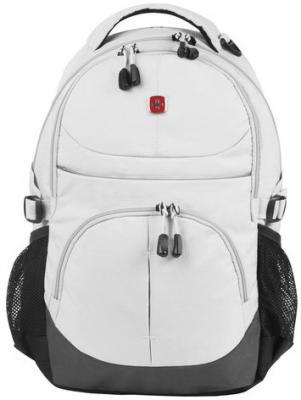 сумка планшет wenger текстиль светло серый Рюкзак светоотражающие материалы WENGER универсальный 22 л светло-серый WGR3001