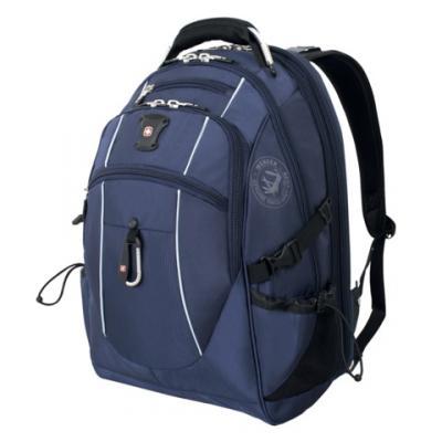 Рюкзак с отделением для ноутбука WENGER Рюкзак универсальный 38 л синий wenger wenger рюкзак для ноутбука синий