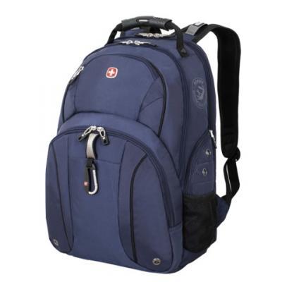 Рюкзак с отделением для ноутбука WENGER универсальный 26 л сине-черный цена и фото